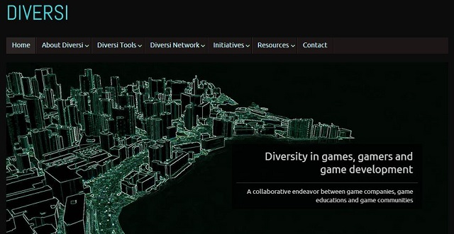 Diversi website