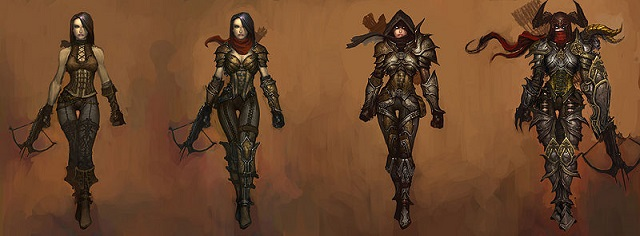 ARMOR - Demon-hunter-art1-4
