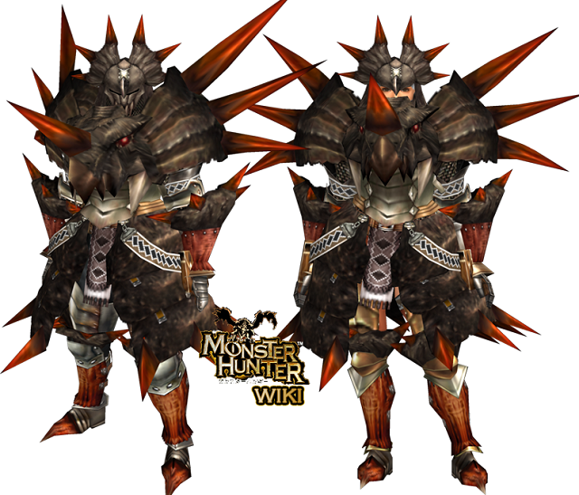 ARMOR - monsterhunter